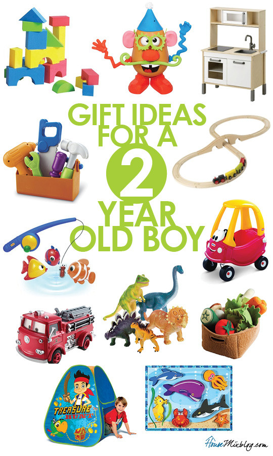 Best ideas about Gift Ideas For A 2 Year Old . Save or Pin Toys for 2 year old boy Now.