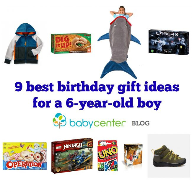 Best ideas about Gift Ideas For A 5 Year Old Boy . Save or Pin 9 best birthday t ideas for a 6 year old boy Now.