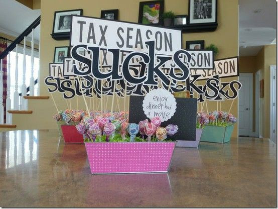 Best ideas about Gift Ideas For Accountants . Save or Pin TAx season t for accountants accounting stuff Now.