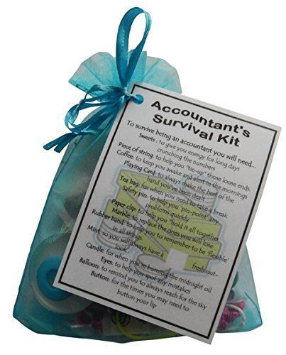 Best ideas about Gift Ideas For Accountants . Save or Pin Accountant s Survival Kit Great t for Accountant Now.