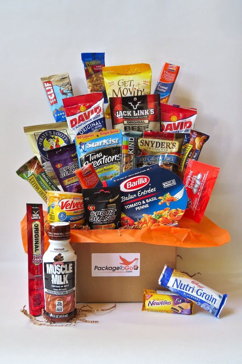 Best ideas about Gift Ideas For Athletes . Save or Pin Great college care package for athletes Now.