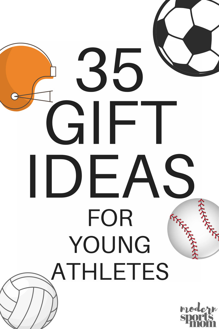Best ideas about Gift Ideas For Athletes . Save or Pin 35 Gift Ideas for Young Athletes Now.