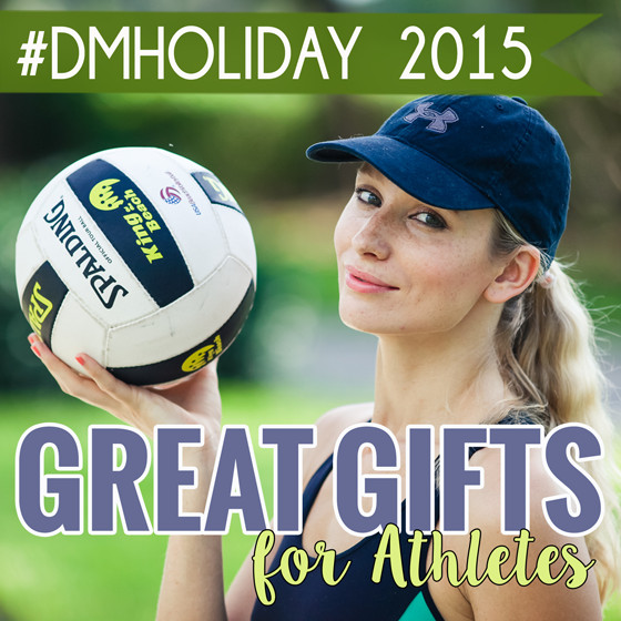 Best ideas about Gift Ideas For Athletes . Save or Pin Great Gifts for Athletes Daily Mom Now.