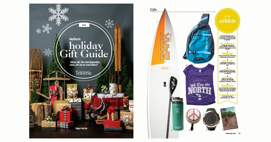 Best ideas about Gift Ideas For Athletes . Save or Pin Northern Michigan Holiday Gift Guide for Athletes Now.