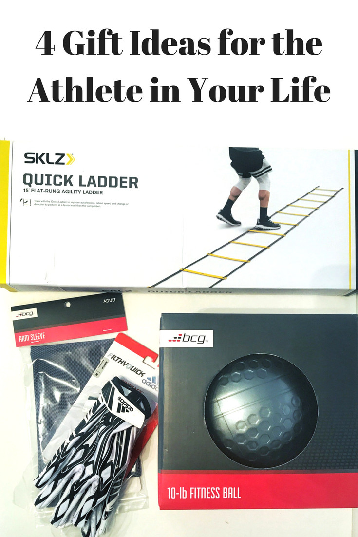 Best ideas about Gift Ideas For Athletes . Save or Pin 4 Gift Ideas for the Athlete in Your Life Now.