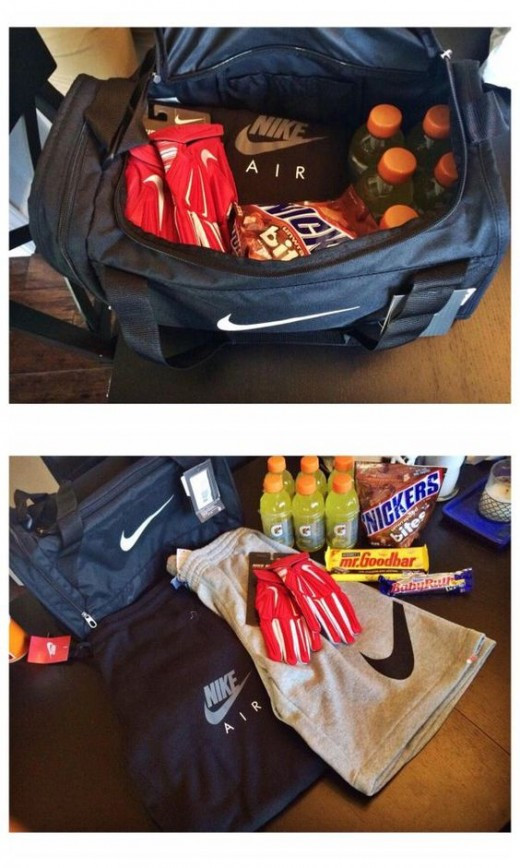 Best ideas about Gift Ideas For Athletes . Save or Pin DIY Anniversary Gifts for Him Now.