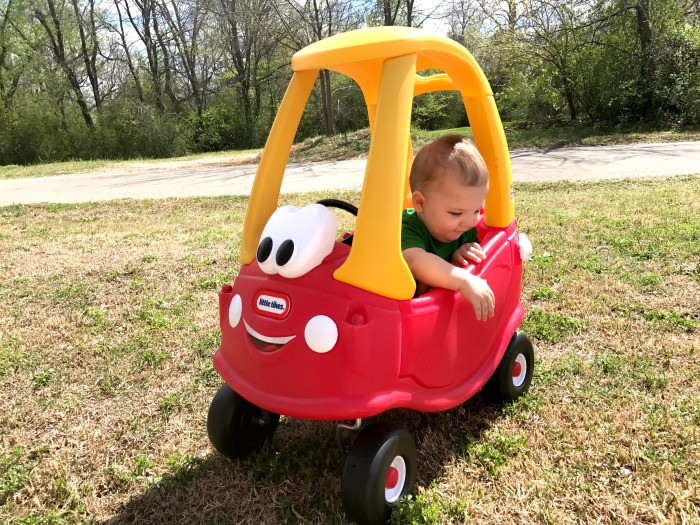 Best ideas about Gift Ideas For Baby Boy 1 Year Old . Save or Pin Why Toddlers Love Little Tikes Cozy Coupe Car My Cozy Now.