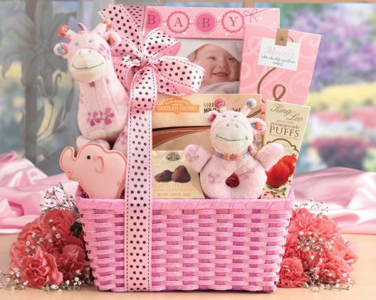 Best ideas about Gift Ideas For Baby Girl . Save or Pin Baby Shower Gift Ideas Cathy Now.