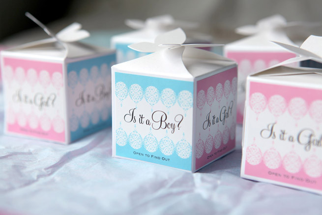 Best ideas about Gift Ideas For Baby Reveal Party . Save or Pin Baby Gender Reveal Gifts Party Inspiration Now.