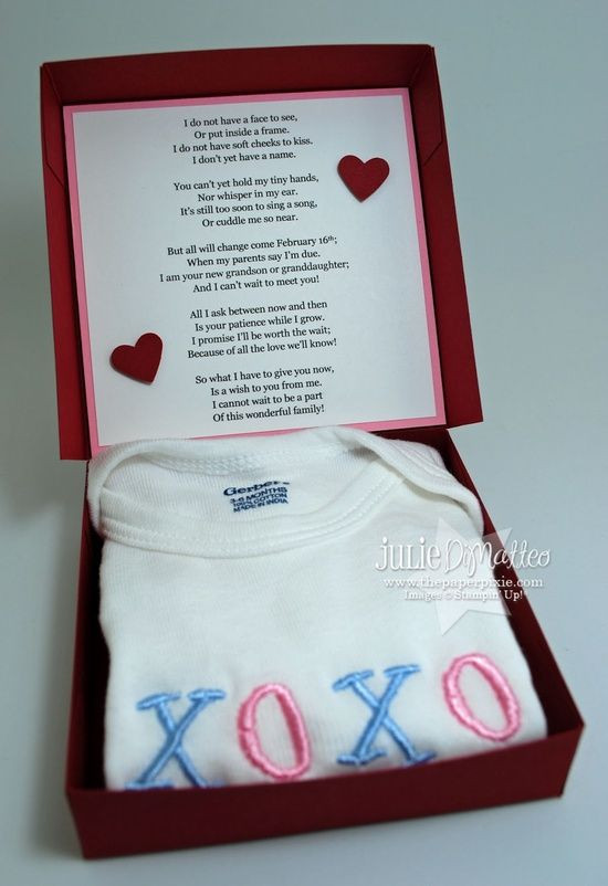 Best ideas about Gift Ideas For Baby Reveal Party . Save or Pin gender reveal t baby gender party Now.