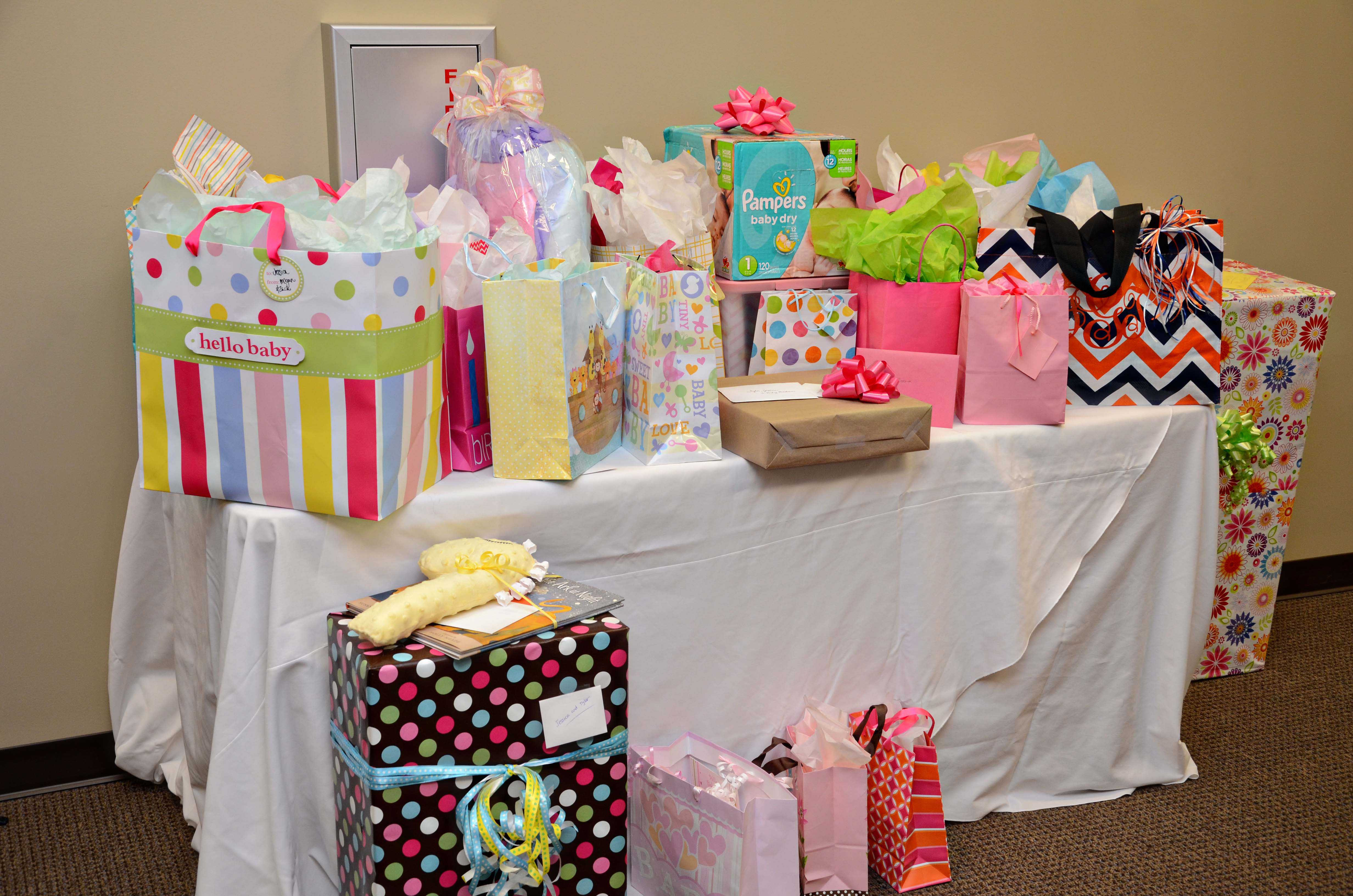 Best ideas about Gift Ideas For Baby Shower . Save or Pin Jessica's Baby Shower – warfieldfamily Now.