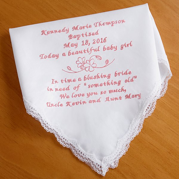 Best ideas about Gift Ideas For Baptism Baby Girl . Save or Pin Christening Gifts Baptism Gift Ideas Gifts Now.