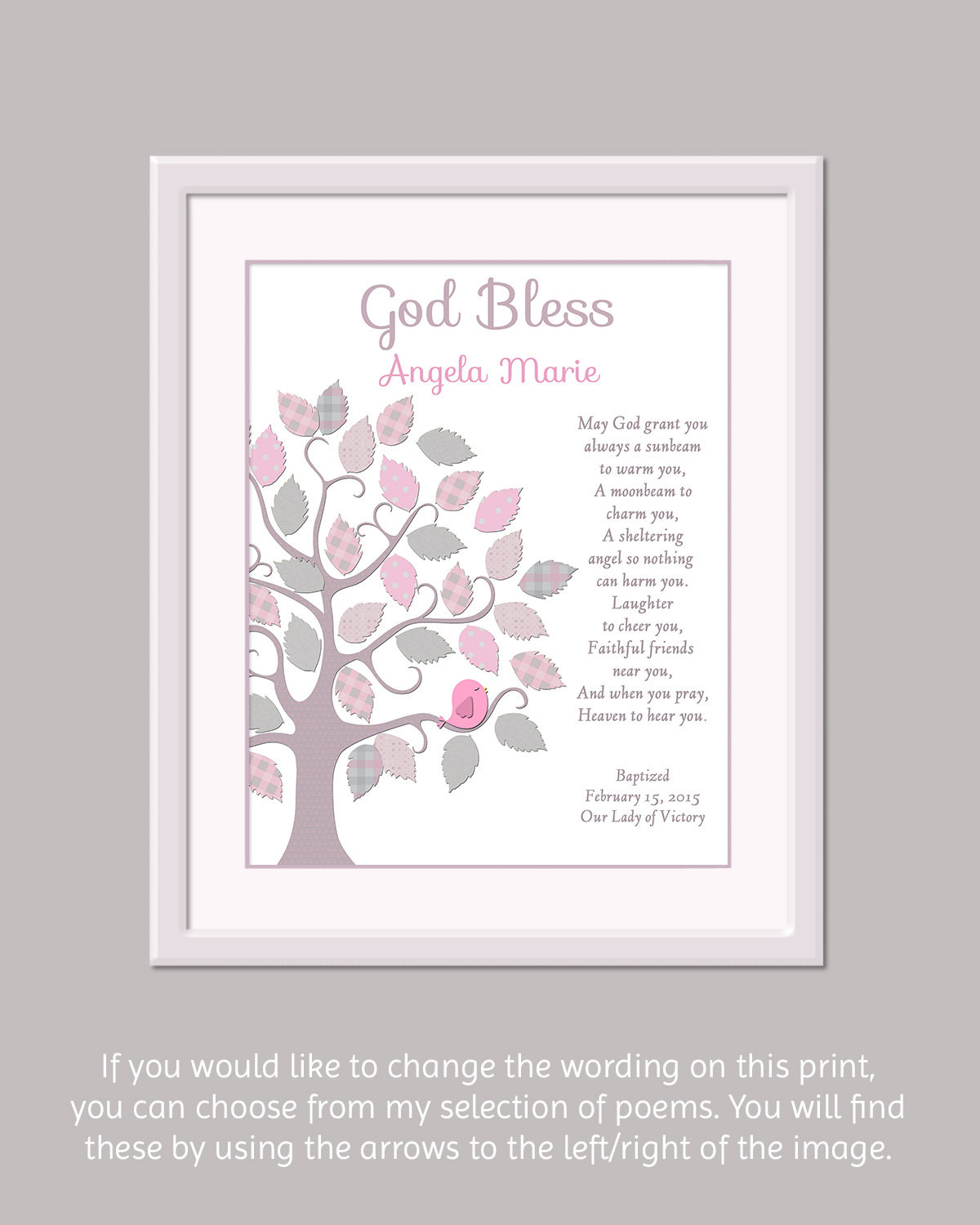 Best ideas about Gift Ideas For Baptism Baby Girl . Save or Pin Girls Baptism Gift Baptism Gift For Girls Girls Now.