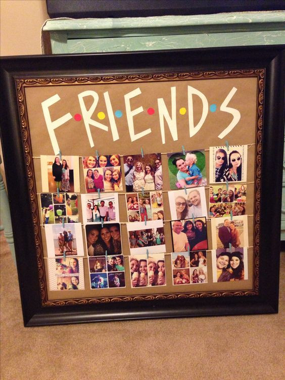 Best ideas about Gift Ideas For Best Friends . Save or Pin 31 Delightful DIY Gift Ideas for Your Best Friend Now.