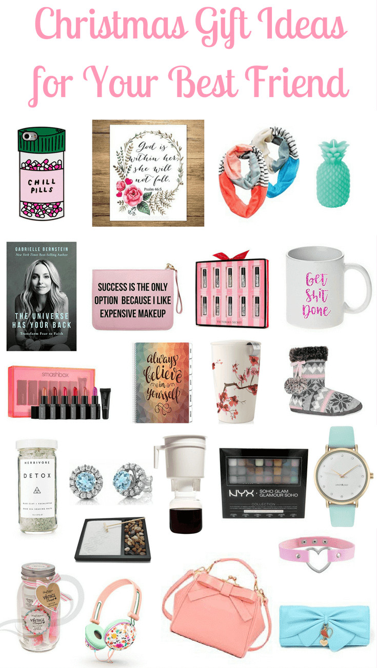 Best ideas about Gift Ideas For Best Friends . Save or Pin Frugal Christmas Gift Ideas for Your Female Friends Now.