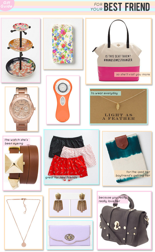 Best ideas about Gift Ideas For Best Friends . Save or Pin Gift Ideas for Your Best Friend Now.