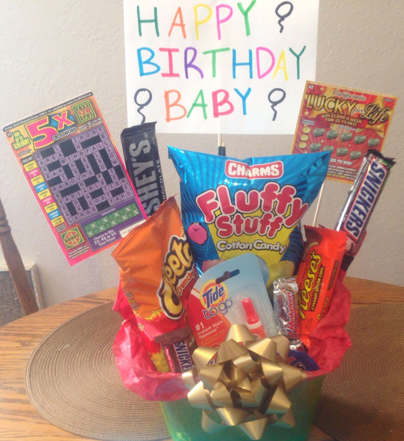 Best ideas about Gift Ideas For Boyfriends Birthday . Save or Pin For my boyfriend s 22nd Birthday My projects Now.