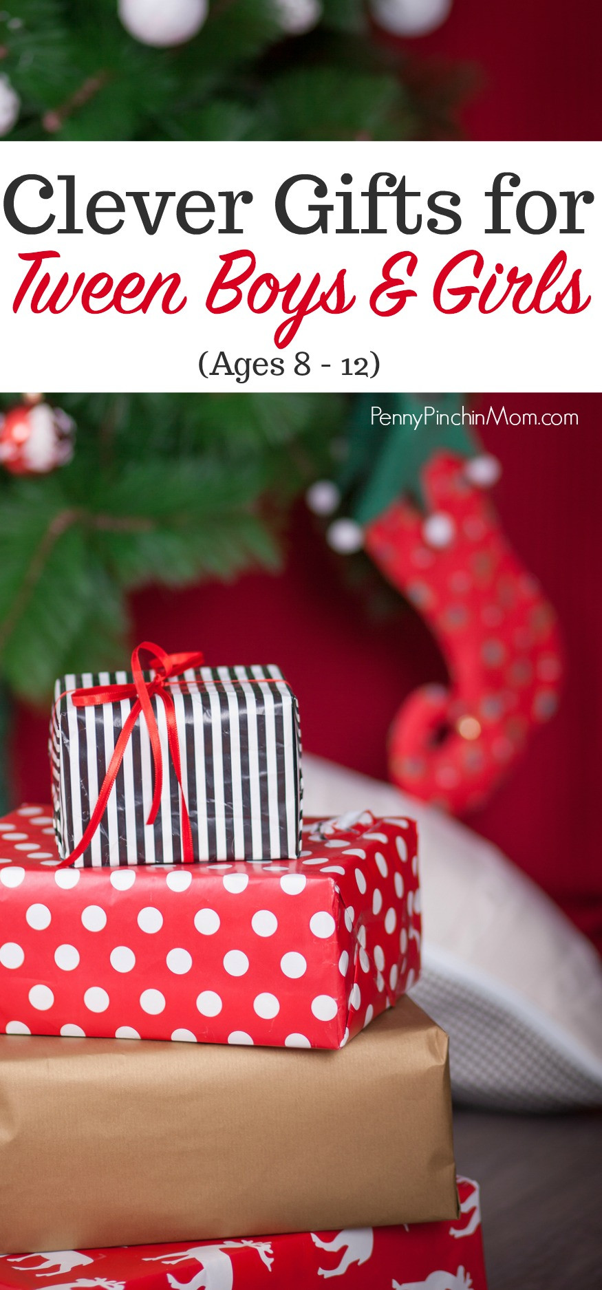 Best ideas about Gift Ideas For Boys Age 12 . Save or Pin Gift Ideas for Kids Ages 8 12 For Girls and Boys Now.