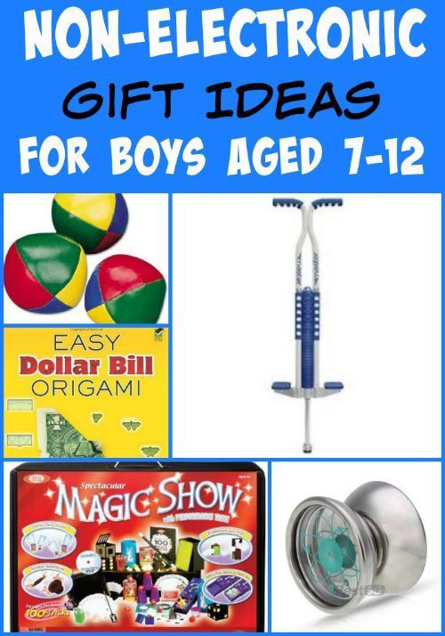 Best ideas about Gift Ideas For Boys Age 12 . Save or Pin 17 Best images about Birthday Parties on Pinterest Now.