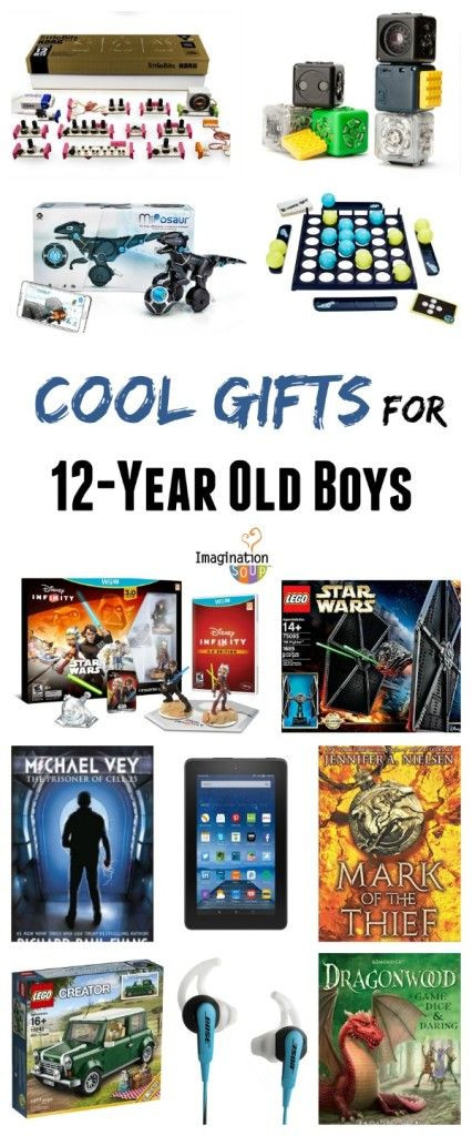 Best ideas about Gift Ideas For Boys Age 12 . Save or Pin Gifts for 12 Year Old Boys Gifts for Kids Now.
