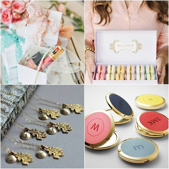 Best ideas about Gift Ideas For Bridesmaids . Save or Pin Bridesmaid Gift Ideas for the Stylish Bride MODwedding Now.