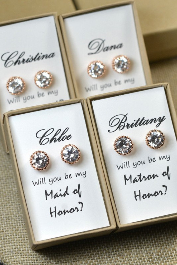 Best ideas about Gift Ideas For Bridesmaids . Save or Pin Bridesmaid Gift Ideas That Won t Break The Bank Phoenix Now.