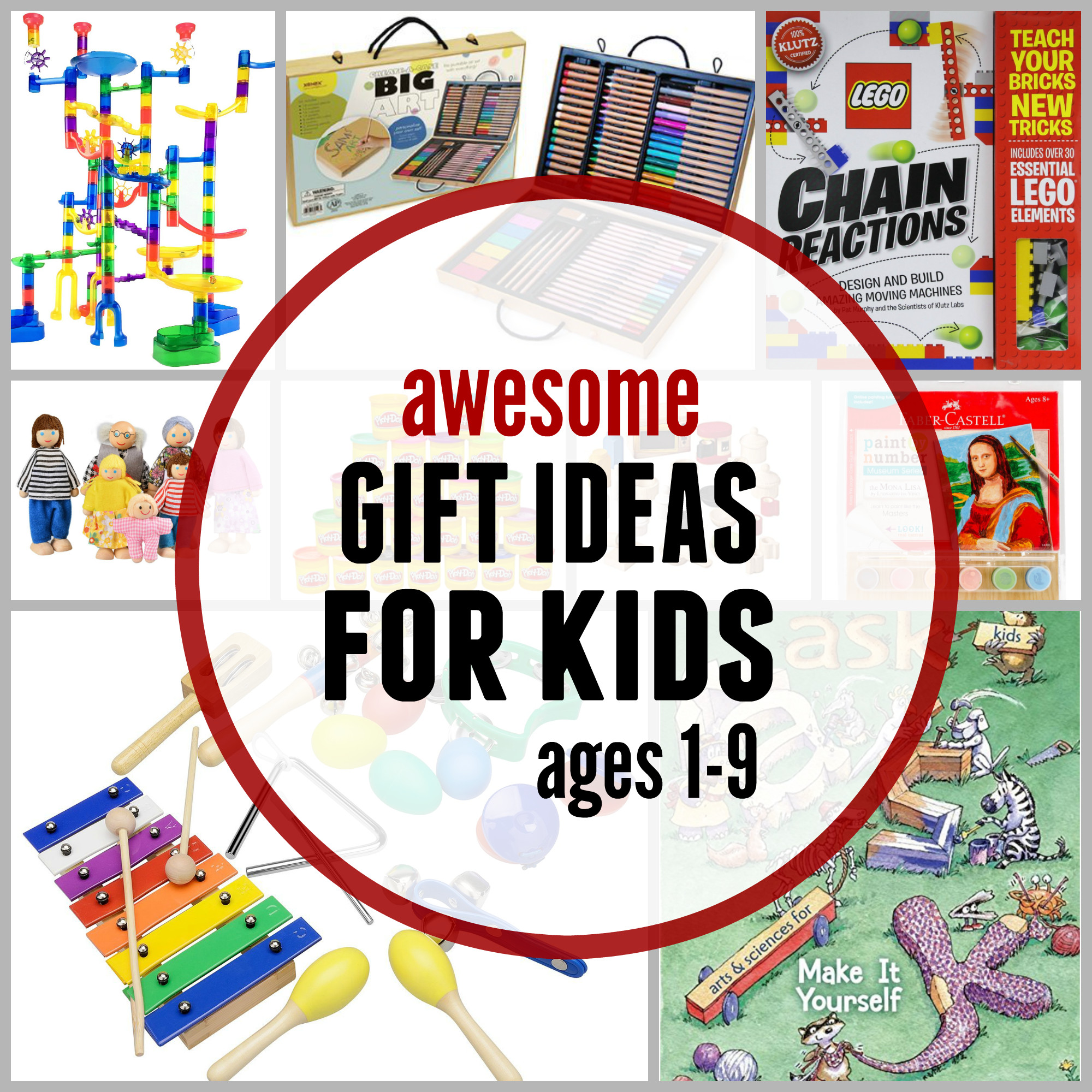 Best ideas about Gift Ideas For Children . Save or Pin 35 Awesome t ideas for kids The Measured Mom Now.