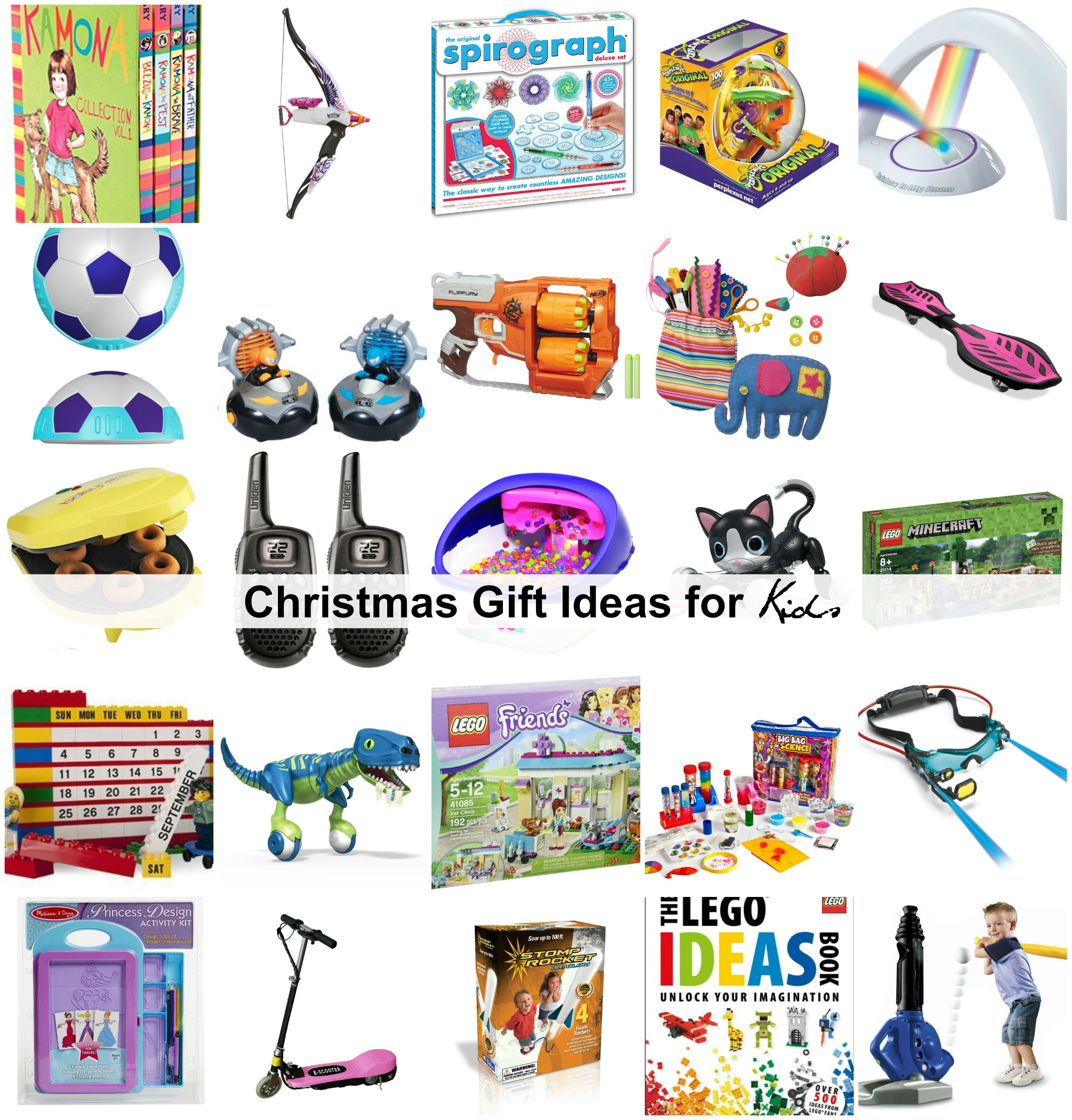 Best ideas about Gift Ideas For Children . Save or Pin Christmas Gift Ideas for Kids The Idea Room Now.
