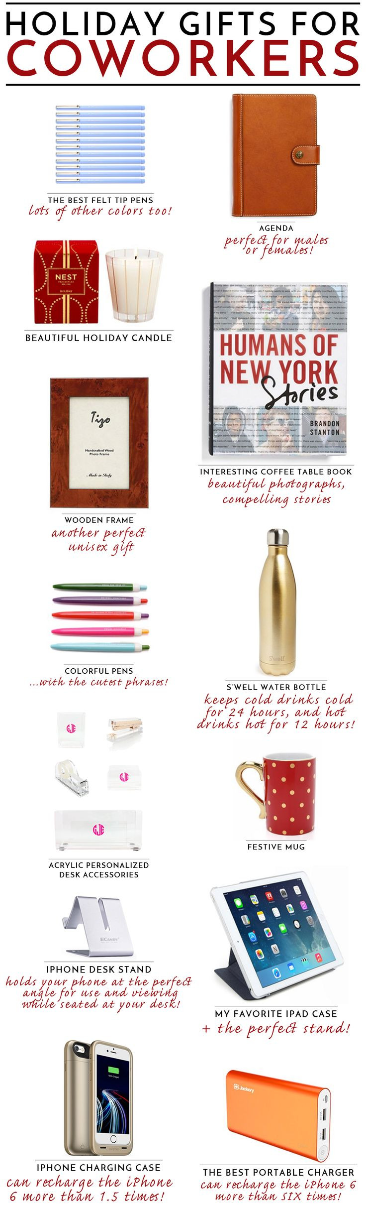 Best ideas about Gift Ideas For Colleagues . Save or Pin Best 20 Gifts For Coworkers ideas on Pinterest Now.