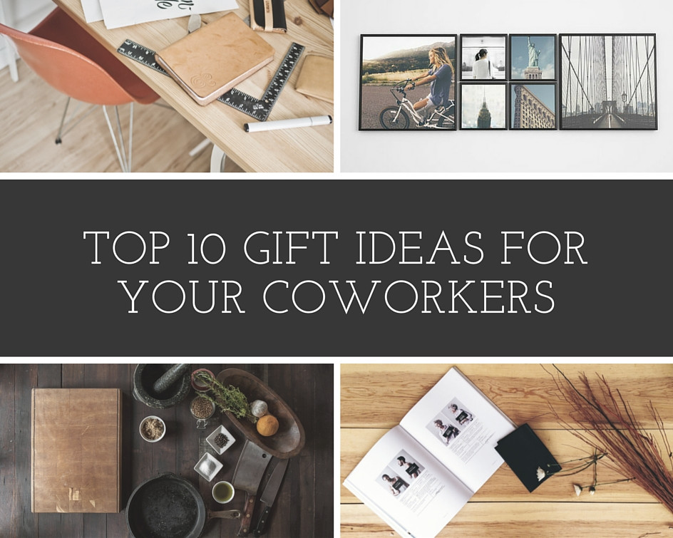 Best ideas about Gift Ideas For Colleagues . Save or Pin Top Ten Gift Ideas for Your Coworkers Now.