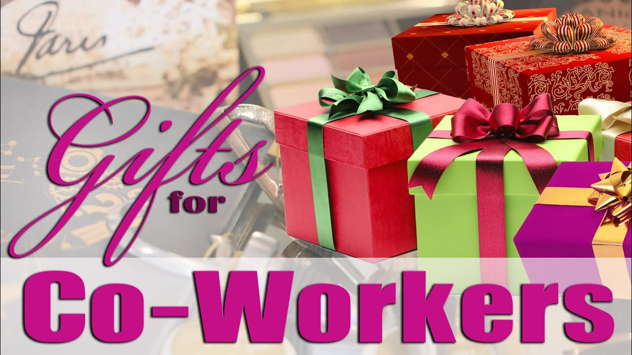 Best ideas about Gift Ideas For Coworkers . Save or Pin Gifts Ideas for Coworkers Under $20 Now.