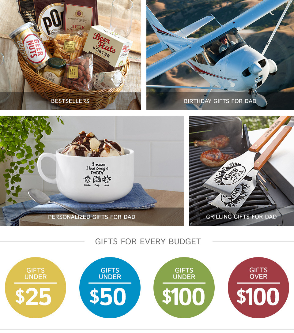 Best ideas about Gift Ideas For Dad Birthday . Save or Pin Gifts For Dad Gifts Now.