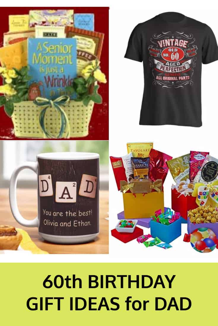 Best ideas about Gift Ideas For Dad Birthday . Save or Pin Best 60th Birthday Gift Ideas for Dad Now.