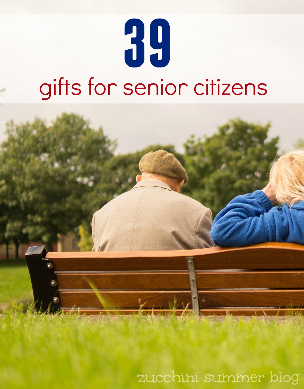 Best ideas about Gift Ideas For Elderly . Save or Pin Zucchini Summer Gifts for Senior Citizens Now.