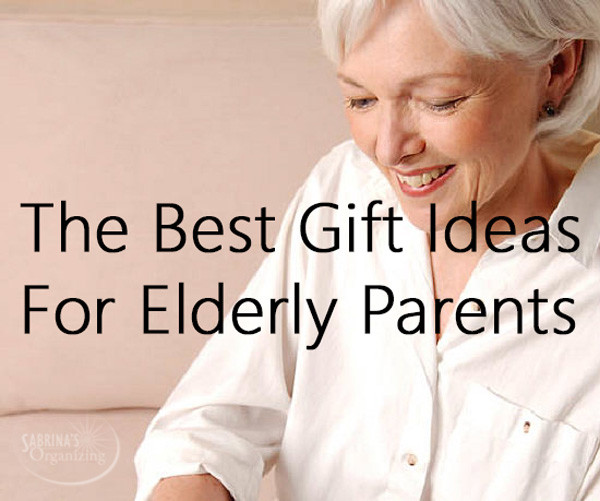 Best ideas about Gift Ideas For Elderly . Save or Pin The Best Gift Ideas For Elderly Parents Now.