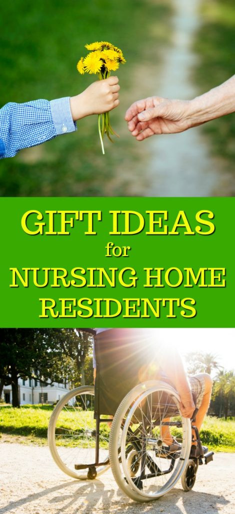 Best ideas about Gift Ideas For Elderly . Save or Pin 20 Gift Ideas for Nursing Home Residents Unique Gifter Now.