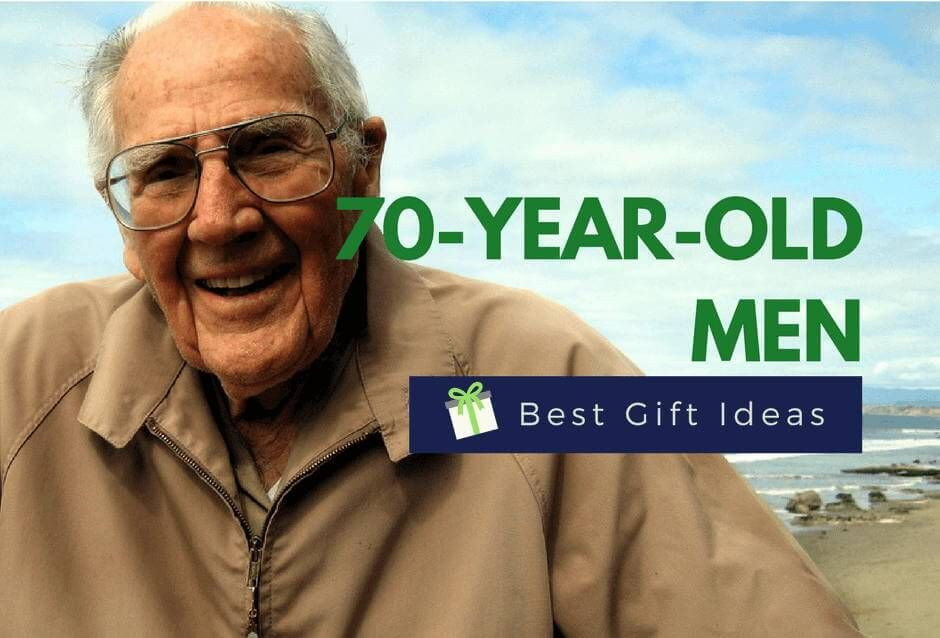 Best ideas about Gift Ideas For Elderly Man . Save or Pin Looking For Unique Gifts For A 70 Year Old Man From Now.