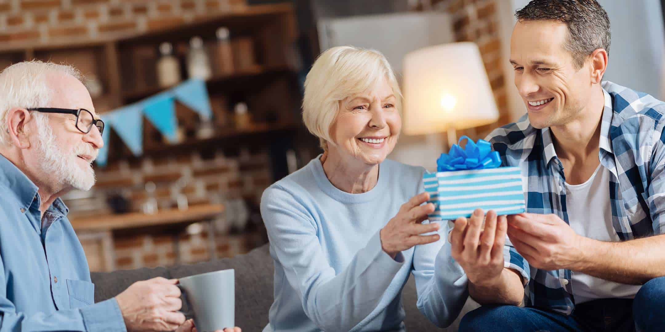 Best ideas about Gift Ideas For Elderly Man . Save or Pin Gifts for Elderly Friends & Loved es 74 Great Ideas Now.