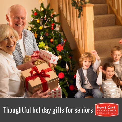 Best ideas about Gift Ideas For Elderly Parents . Save or Pin 7 Outside the Box Gift Ideas for Seniors Now.