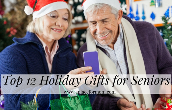 Best ideas about Gift Ideas For Elderly Parents . Save or Pin Top 12 Holiday Gifts for Seniors Now.