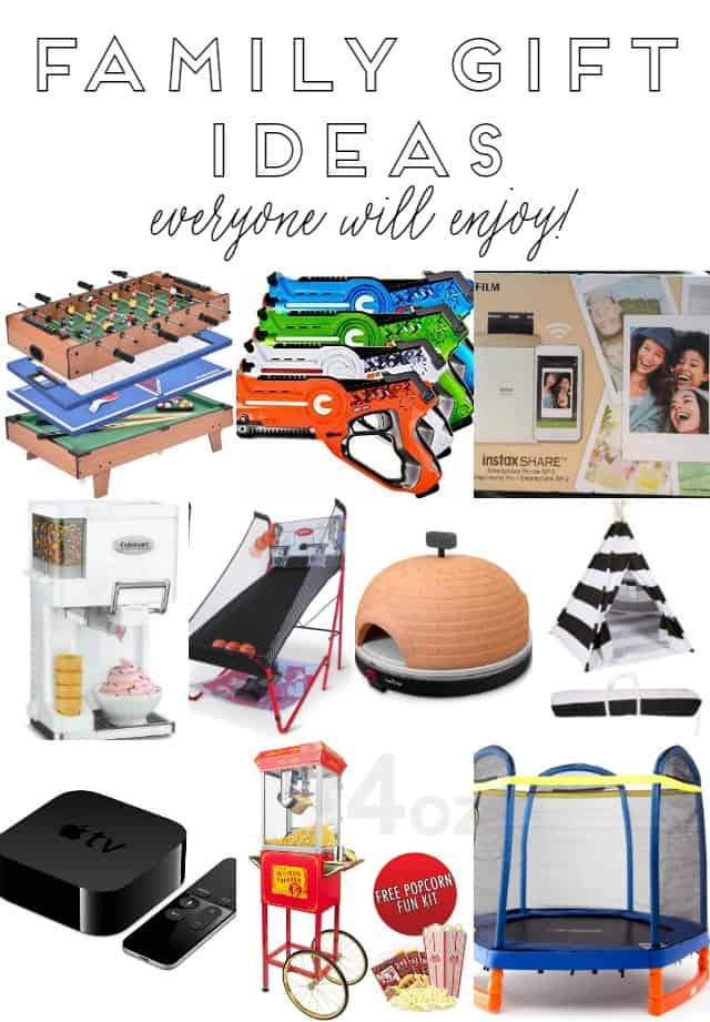 Best ideas about Gift Ideas For Families . Save or Pin Family Gift Ideas Everyone Will Enjoy Girl Loves Glam Now.