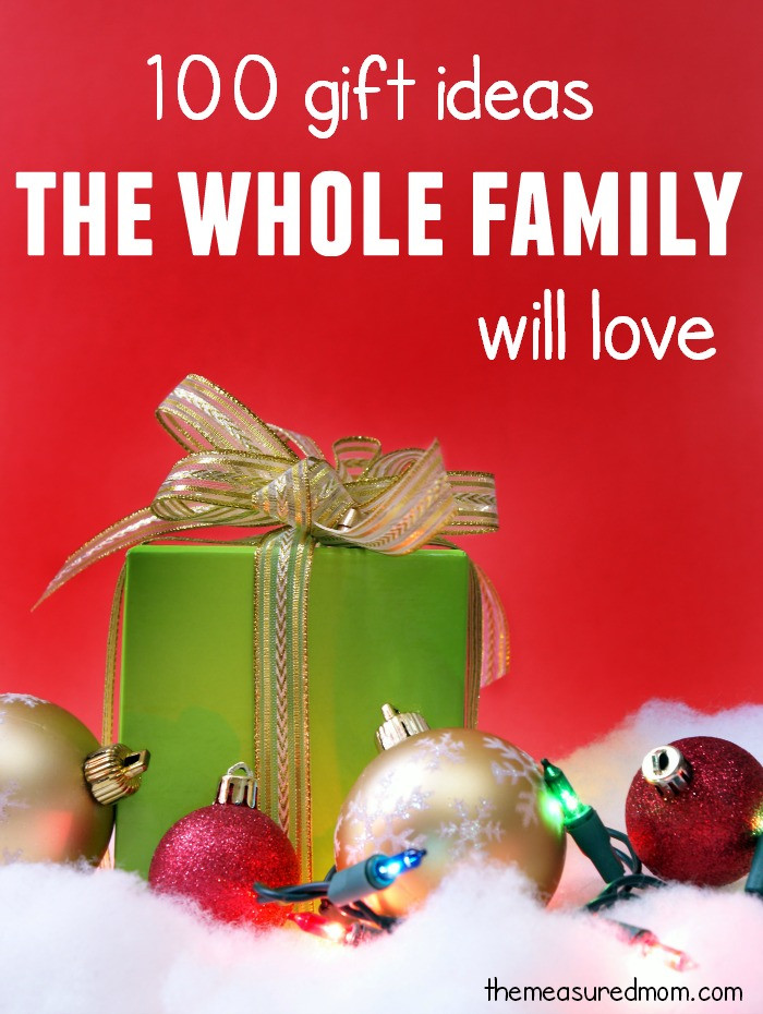 Best ideas about Gift Ideas For Families . Save or Pin 100 family t ideas with something for every bud Now.