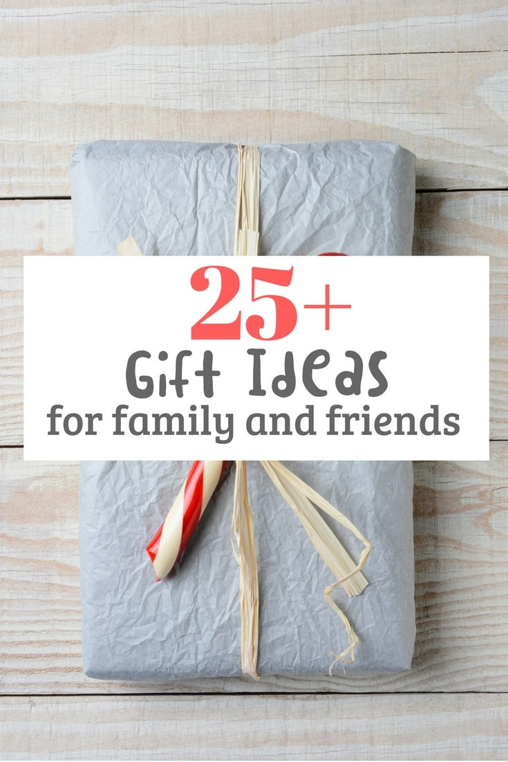 Best ideas about Gift Ideas For Families . Save or Pin 25 Christmas Gift Ideas for family & friends under $50 Now.