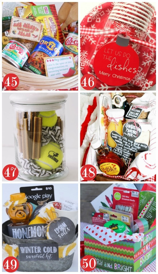 Best ideas about Gift Ideas For Families . Save or Pin 50 Themed Christmas Basket Ideas The Dating Divas Now.