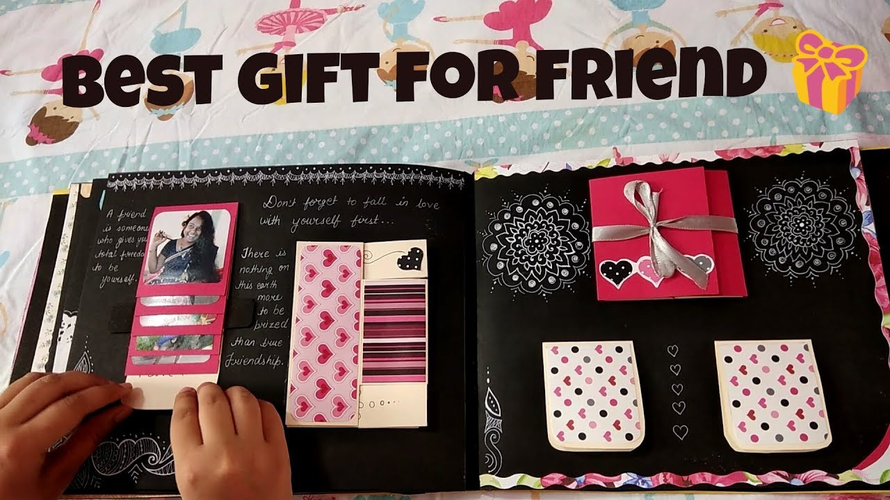 Best ideas about Gift Ideas For Female Friend . Save or Pin Best t for best friend Craft Ideas Now.