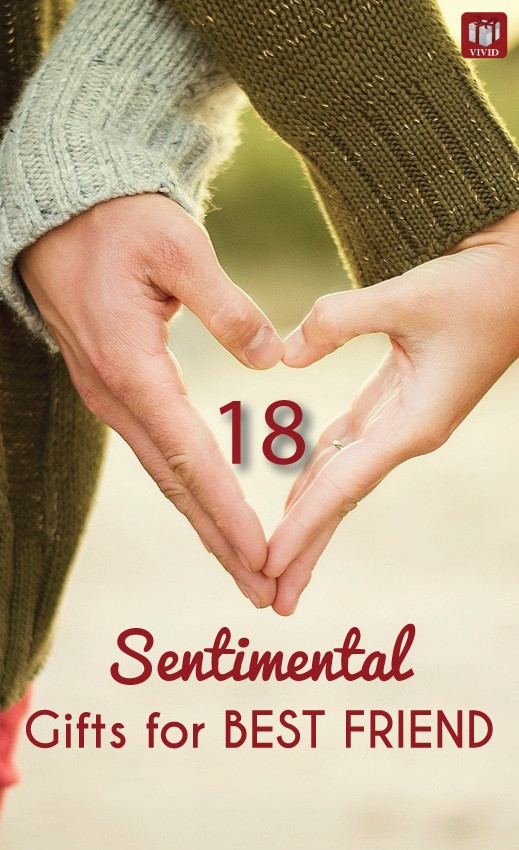 Best ideas about Gift Ideas For Female Friend . Save or Pin 18 Sentimental Gifts for Best Friend Now.