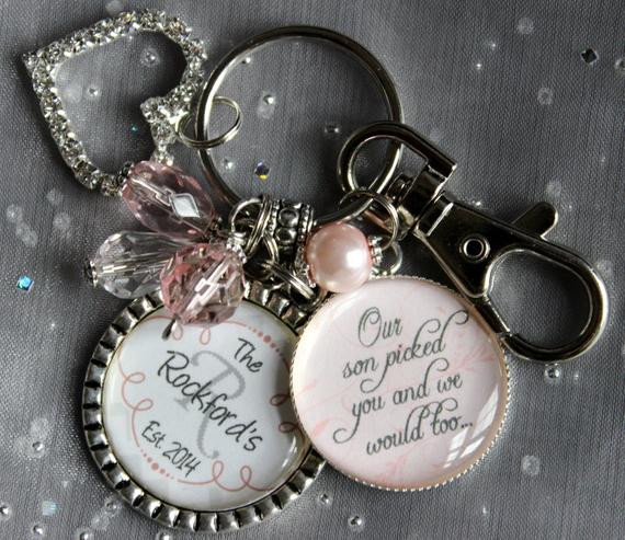 Best ideas about Gift Ideas For Future Daughter In Law . Save or Pin Future DAUGHTER in LAW GIFT personalized bride to be Our son Now.