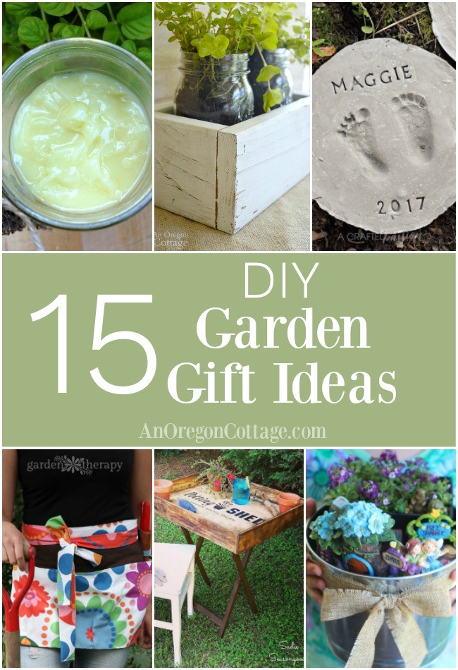 Best ideas about Gift Ideas For Gardeners . Save or Pin 15 Simple & Lovely DIY Garden Gift Ideas Now.