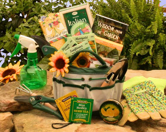 Best ideas about Gift Ideas For Gardeners . Save or Pin Gardening Gift Basket Giveaway Up to a $79 Value – Our Now.