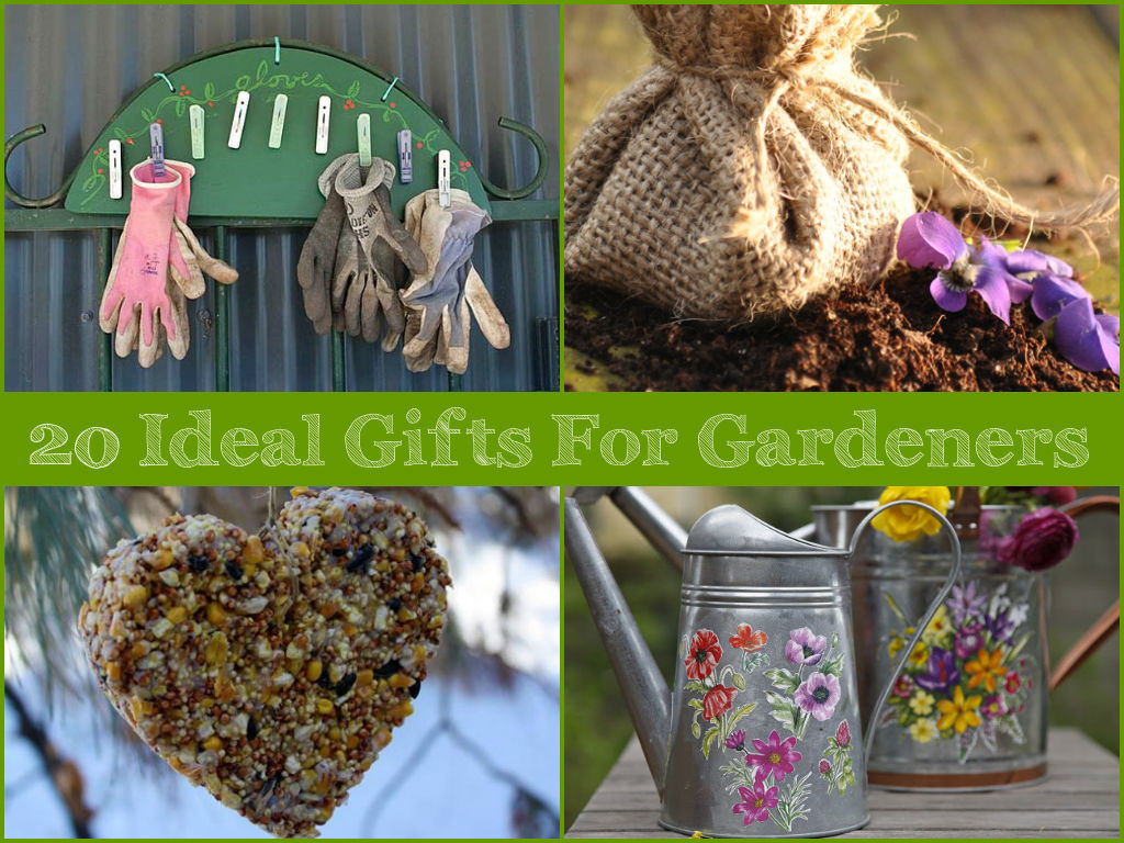 Best ideas about Gift Ideas For Gardeners . Save or Pin 20 Ideal Gifts For Gardeners Now.